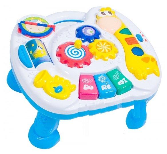 Интерактивная развивающая игрушка Keenway Музыкальный столик (32702)