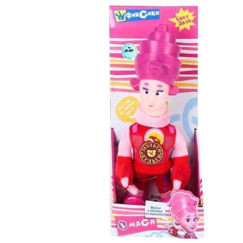 Купить Мягкая игрушка Мульти-Пульти Фиксики Мася 29 см в коробке, Мягкие игрушки
