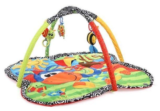 Развивающий коврик Playgro Ослик (0182618)