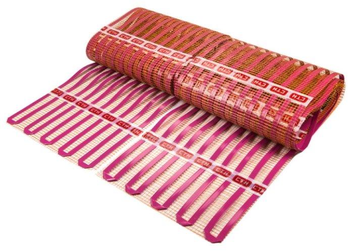Электрический теплый пол СТН City Heat 150Вт/кв.м 5x1