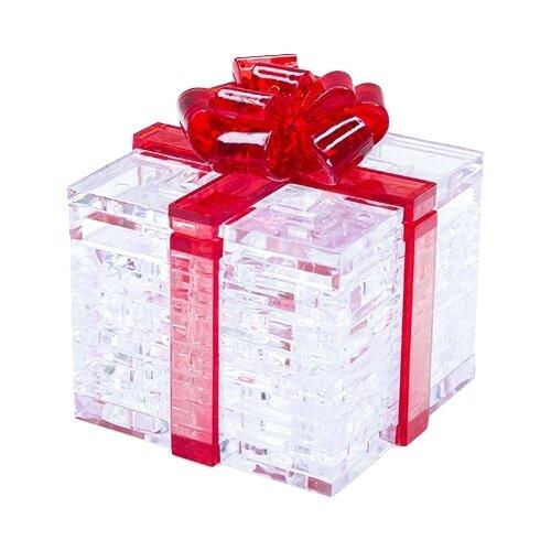 Фото - 3D-пазл Crystal Puzzle Подарок (90132), 38 дет. 3d пазл crystal puzzle дельфин 91004 95 дет