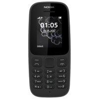 Мобильный телефон NOKIA 105 TA-1010 синий (A00025706)