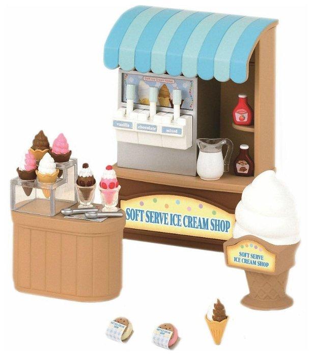 Игровой набор Sylvanian Families Магазин мороженого 2811/5054