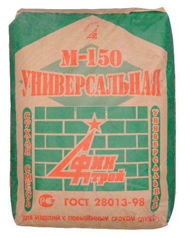 Пескобетон ФИНСТРОЙ М-150, 40 кг