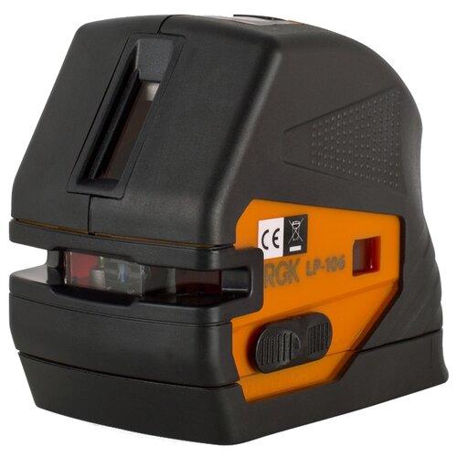 Лазерный уровень самовыравнивающийся RGK LP-106 (4610011870125) уровень rgk u4100 1м