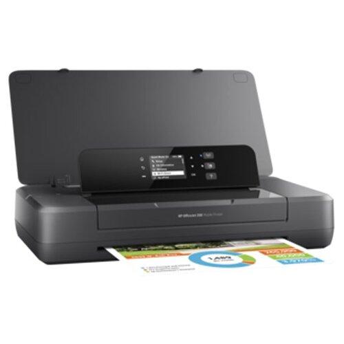 Фото - Принтер HP OfficeJet 202, черный принтер струйный hp officejet pro 6230 черный [e3e03a]