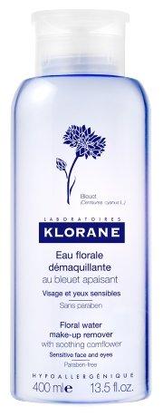 Klorane вода очищающая с экстрактом василька