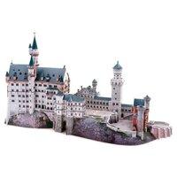 Сборная модель Умная Бумага Замок Neuschwanstein (157) 1:250