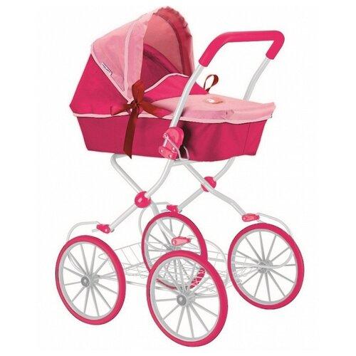 Купить Коляска-люлька RT 603 фуксия/розовый, Коляски для кукол