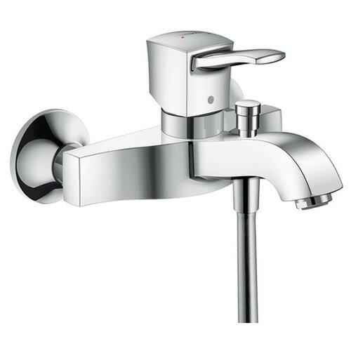 Фото - Смеситель для ванны с подключением душа hansgrohe Metropol Classic 31340000 однорычажный смеситель для душа hansgrohe metropol classic 31365090