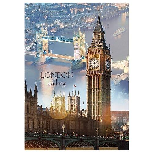 Купить Пазл Trefl Лондон на рассвете (10395), 1000 дет., Пазлы
