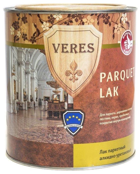 VERES Parquet Lak матовый (0.75 л)