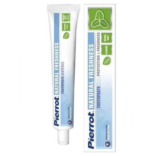 Зубная паста Pierrot Природная свежесть, мята, 75 мл