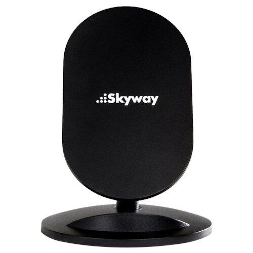 Сетевая зарядка Skyway Flash черный