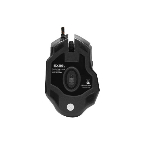 Мышь EXEQ MM-600 Black USB