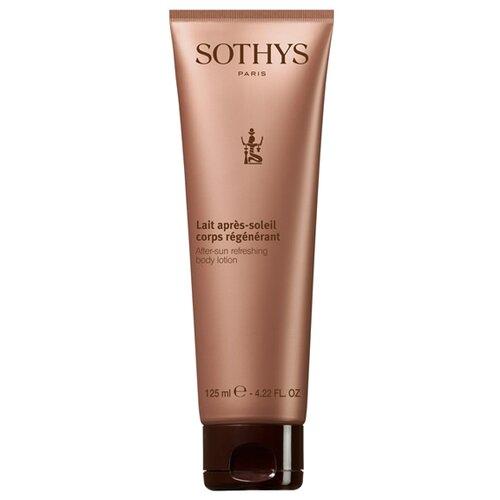 Sothys смягчающее освежающее молочко для тела после инсоляции 125 мл