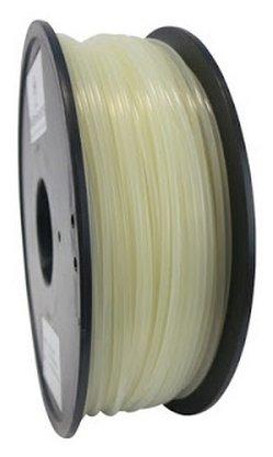 PLA пруток Wanhao 3 мм прозрачный