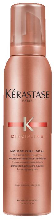 Kerastase мусс Discipline Curl Ideal для вьющихся волос