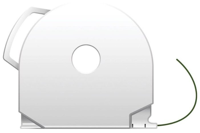 ABS пруток 3D Systems CubeX 1.75 мм лесной зеленый