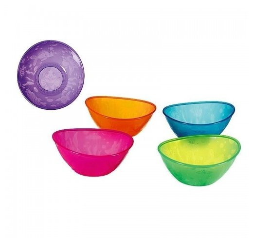Комплект посуды Munchkin Multi bouls (11388)