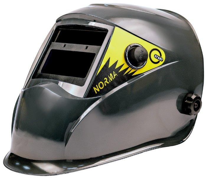Маска START Norma c АСФ 505 черная
