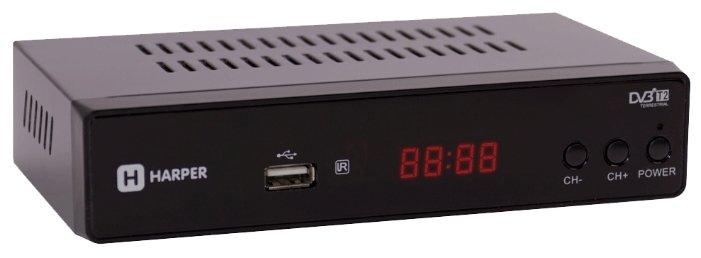 TV-тюнер Harper HDT2-5010 DVB-T, DVB-T2
