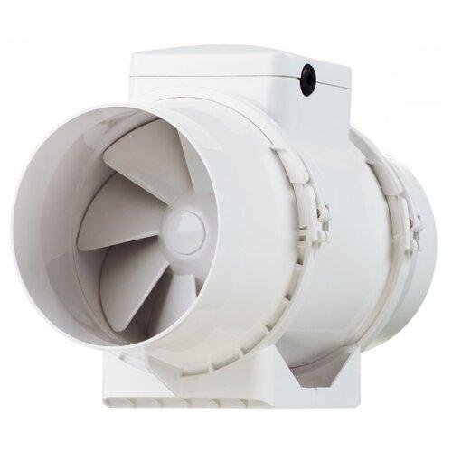 Канальный вентилятор VENTS ТТ 125 белый муфта vents 1111