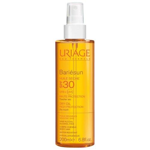 Фото - Uriage Bariesan сухое масло-спрей SPF 30 200 мл uriage bariesan солнцезащитный спрей spf 30 200 мл