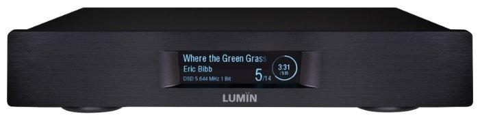 Сетевой аудиоплеер LUMIN D2