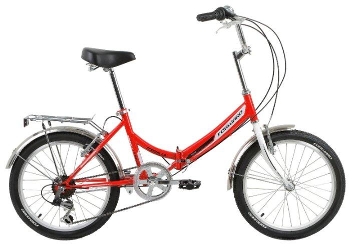 Городской велосипед FORWARD Arsenal 2.0 (2018)