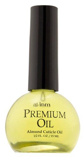 INM Масло для кутикулы с ароматом миндаля (Premium Oil | Almond Cuticle Oil) PCO3.5 3,5 мл