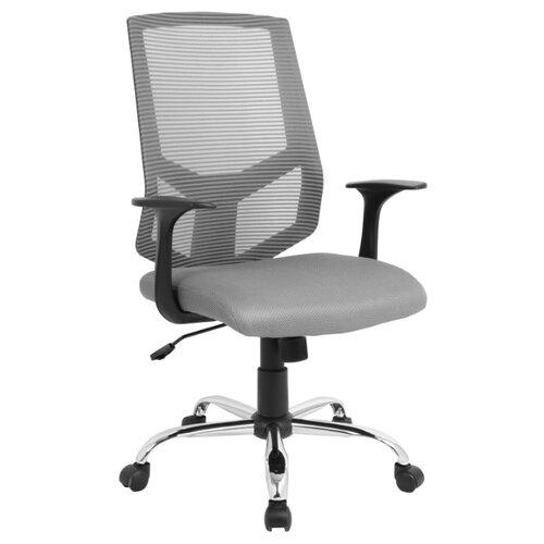 Компьютерное кресло College HLC-1500 офисное, обивка: текстиль, цвет: серый college hlc 1500hlx серый
