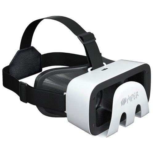 Очки виртуальной реальности HIPER VRR черный