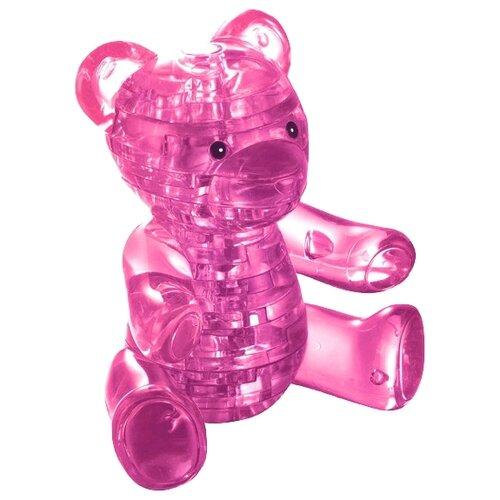 цена на 3D-пазл Crystal Puzzle Мишка Тедди (90314), 41 дет.