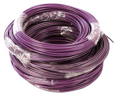 PLA пруток Spider Box 1.75 мм фиолетовый металлик 10 шт.