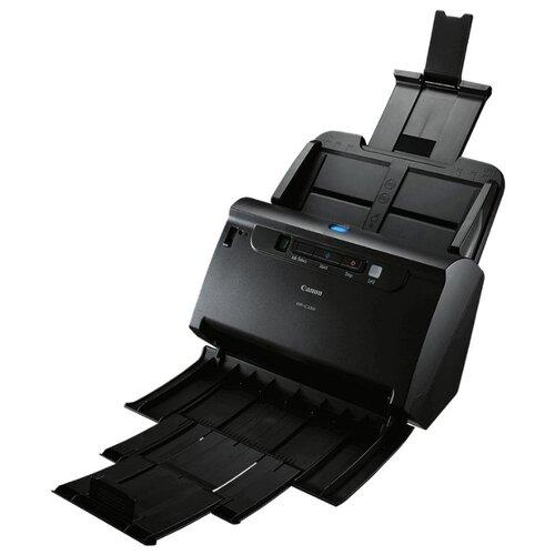Сканер Canon imageFORMULA DR-C230 черный
