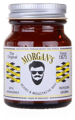 Morgan's Воск для бороды и усов Beard and Moustache Wax