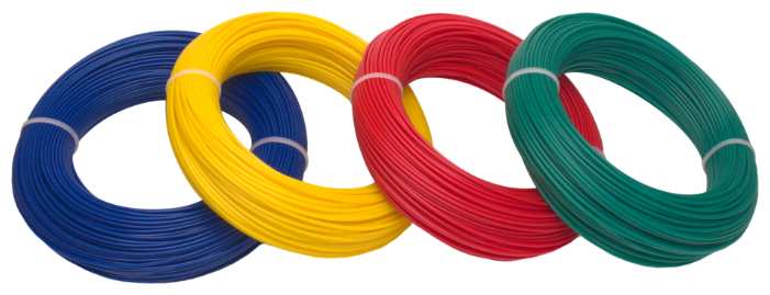 Набор №2 PLA прутков для 3D ручки PrintProduct 1.75 мм 4 цвета