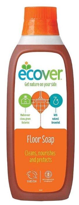 Ecover Средство для мытья полов с льняным