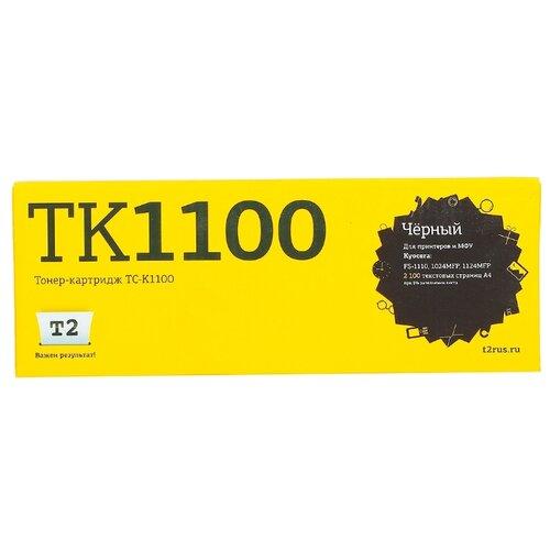 Фото - Картридж T2 TC-K1100, совместимый картридж t2 tc sh202 совместимый