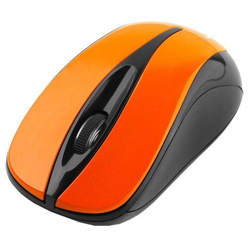 Фото - Беспроводная мышь Gembird MUSW-325-O Orange USB оранжевый мышь gembird musw 400 g gold usb