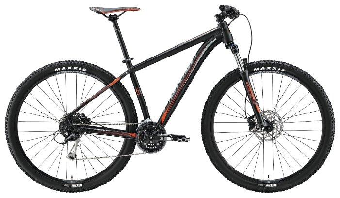 Велосипед для взрослых Merida Big.Nine 100 (2017)