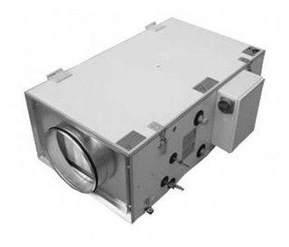 Вентиляционная установка 2VV ALFA AC-2000 W