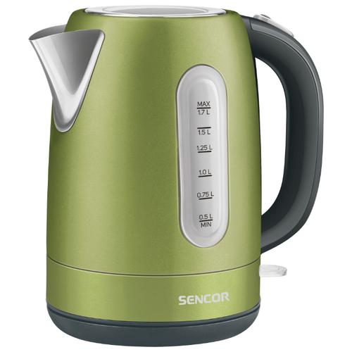Чайник Sencor SWK 1770GG, зеленый