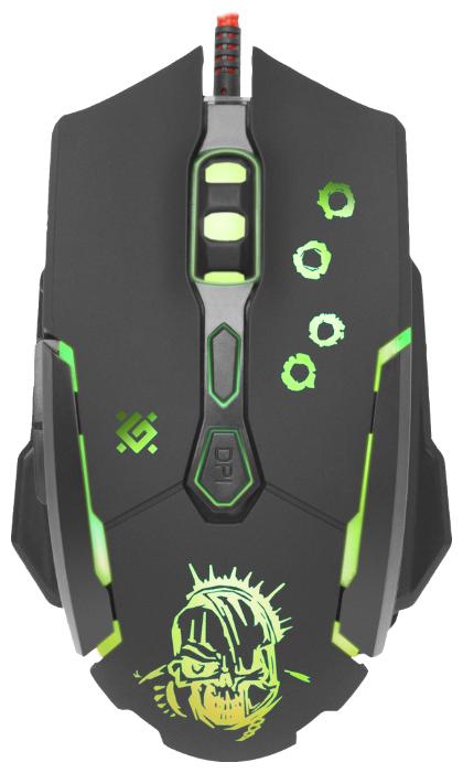 Мышь Defender Killer GM-170L Black USB