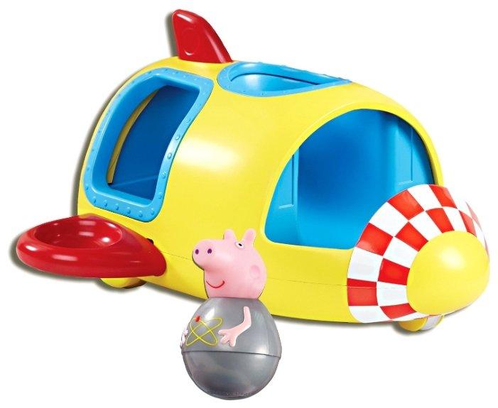 Peppa Pig 28796 Ракета Пеппы Неваляшки