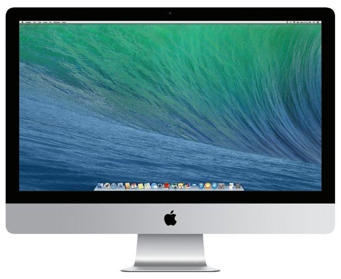 Моноблок 27`` Apple iMac (конец 2013 г.)