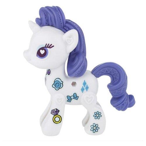 Игровой набор My Little Pony Поп-конструктор Рарити A8270 фигурка hasbro my little pony возьми с собой рарити e0711