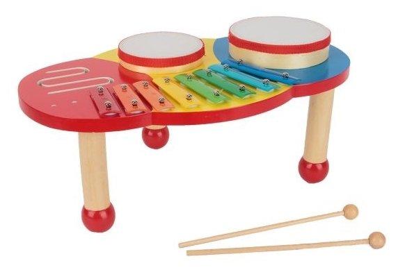 Винтик и Шпунтик набор инструментов Юный музыкант 8306