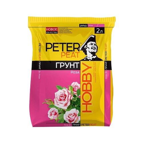 Грунт PETER PEAT Линия Hobby Роза 2 л.